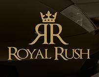 Royal Rush: Identidade Visual