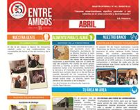 Diseños practicas Banco de Alimentos de Bogotá