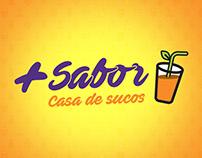Mais Sabor - Casa de Sucos