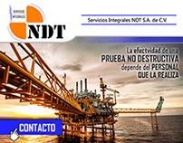 Publicidad Web   Servicios Integrales NDT