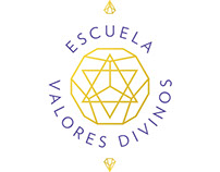 Sitio Escuela Valores Divinos en Wordpress - Ecuador