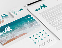 oscAR - Brand Identity Design - Corporate Identity