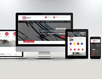 PRODIMET | Responsive Web Site