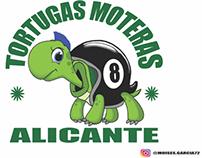 Logo club motero