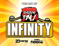 "The Art of ""Avaiana de Pau: Infinity"""