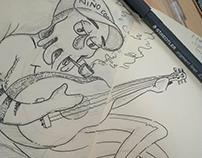 Bocetos (sketches)