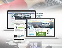 4Geeks Developers Community - Social Media