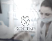 Denttine - Logo e papelaria