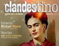 Clandestino - Magazine