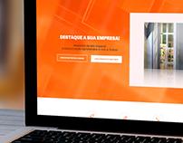 Site Agência de Publicidade Indoor Publicidade