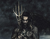 Aquaman Movie (Fan Poster)