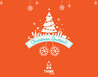 Christmas Invites Dribbble