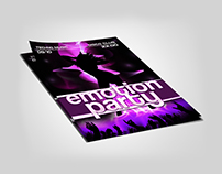 Flyer - Emotion Party