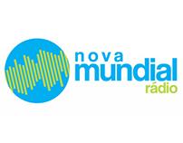 Rádio Nova Mundial - Logo