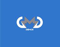 Logo de Artista Urbano de la cuidad de Med - Logo of