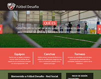 Fútbol Desafío