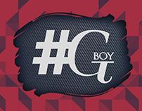 #agraphicboy Logo e Banner