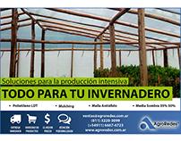 Diseño para Revista Informe Frutihortícola