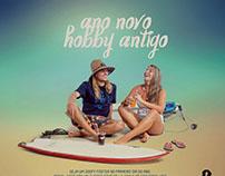 Campanha de ano novo - Lora Surfboards
