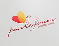Logo | Pour la Femme