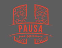 PAUSA, food expirience