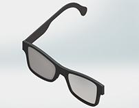 Óculos para dormir