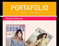 Portafolio, Camila Hurtado