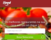 Site iFood