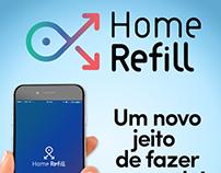 Banner HomeRefill