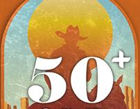 SPF 50 Label Design