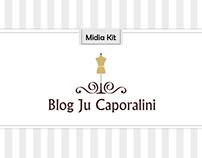 Midia Kit para Blogueiros