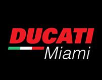 Cliente: Ducati Miami / Gestión RRSS