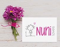 Nuni Loves Collection Illustration