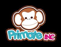 Identidad Corporativa Primate Inc.