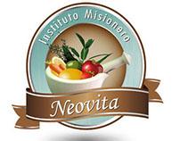 Logotipo Neovita