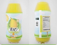 Juice Rio Branding Package