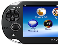 PS Vita - Vetor