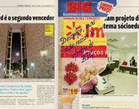 Anúncio Diferenciado: BIG | Vencedora do Expocom 2013.
