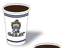 Garat Coffee Cups for Vending