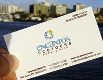 ENCANTOS ECOTOURS I RE-BRANDING