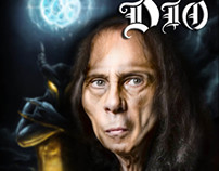 Ronnie James Dio (Father of Heavy Metal)