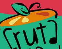 Fruta no Pote