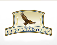 Creación imagen corporativa de Cerveza Libertadores