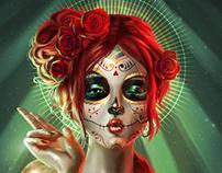 Catrina Goddess