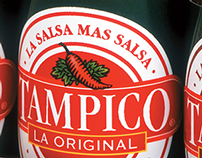 TAMPICO / Identidad de marca / Packaging