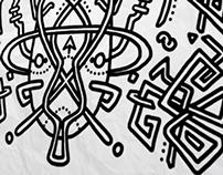 Ilustrações - Traços