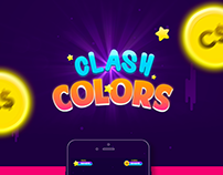 Clash Color Game