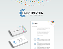 Grupo Percha - Restyling Brand - Advertising