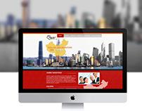 Diseño Web: Sello Chino