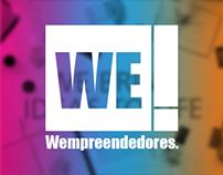 WE!mpreendedores - Identidade Visual
